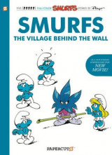 Omslag - Smurfs the Village Behind the Wall