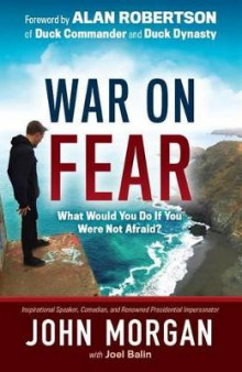 War on Fear av John Morgan (Innbundet)
