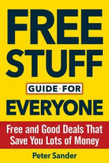 Omslag - Free Stuff Guide for Everyone Book