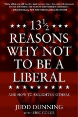 Omslag - 13 1/2 Reasons Why NOT To Be A Liberal