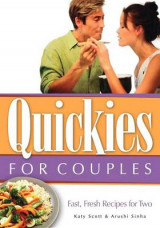 Omslag - Quickies for Couples