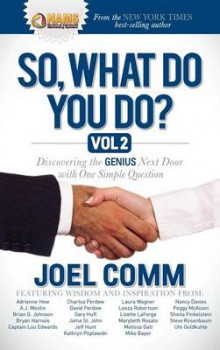 So What Do You Do? av Joel Comm (Innbundet)