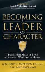 Omslag - Becoming a Leader of Character