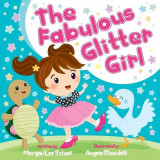 Omslag - The Fabulous Glitter Girl