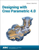 Omslag - Designing with Creo Parametric 4.0