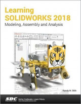 Omslag - Learning SOLIDWORKS 2018