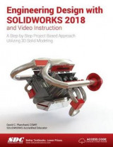Omslag - Engineering Design with SOLIDWORKS 2018 and Video Instruction