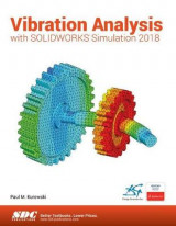 Omslag - Vibration Analysis with SOLIDWORKS Simulation 2018