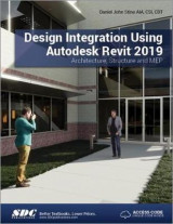 Omslag - Design Integration Using Autodesk Revit 2019