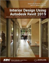 Omslag - Interior Design Using Autodesk Revit 2019