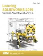 Learning SOLIDWORKS 2019 av Randy Shih (Heftet)