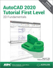 AutoCAD 2020 Tutorial First Level 2D Fundamentals av Luke Jumper og Randy H. Shih (Heftet)