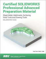 Omslag - Certified SOLIDWORKS Professional Advanced Preparation Material (SOLIDWORKS 2020)