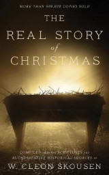 Omslag - The Real Story of Christmas
