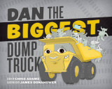 Omslag - Dan the Biggest Dump Truck
