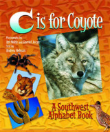 Omslag - C is for Coyote