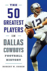 Omslag - The 50 Greatest Players in Dallas Cowboys History