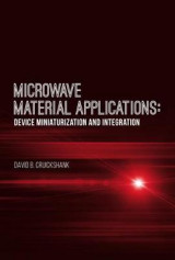 Omslag - Microwave Material Applications: Device Miniaturization and Integration