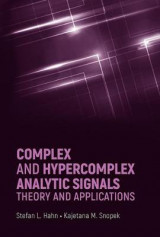 Omslag - Complex and Hypercomplex Analytic Signals: Theory and Applications