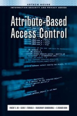 Omslag - Attribute-Based Access Control