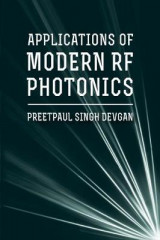 Omslag - Applications for Modern RF Photonics