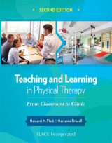 Omslag - Teaching and Learning in Physical Therapy
