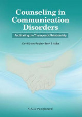 Omslag - Counseling in Communication Disorders