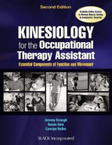Omslag - Kinesiology for the Occupational Therapy Assistant