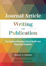 Omslag - Journal Article Writing and Publication
