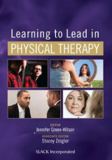 Omslag - Learning to Lead in Physical Therapy