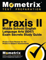 Omslag - Praxis II Middle School English Language Arts (5047) Exam Secrets