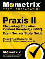 Omslag - Praxis II Elementary Education