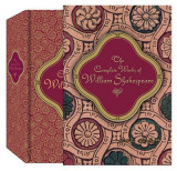 Omslag - The complete works of William Shakespeare