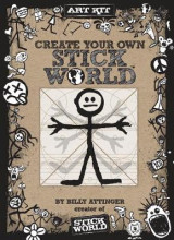 Omslag - Create Your Own Stick World Kit