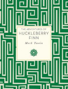 The adventures of Huckleberry Finn av Mark Twain (Heftet)