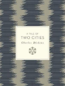 A tale of two citites av Charles Dickens (Heftet)