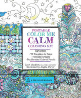 Omslag - Portable Color Me Calm Coloring Kit