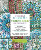 Omslag - Portable Color Me Stress-Free Coloring Kit