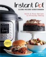 Omslag - The Instant Pot Electric Pressure Cooker Cookbook (An Authorized Instant Pot Cookbook)