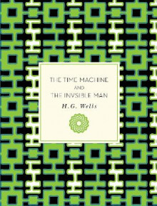 The Time Machine and The Invisible Man av H. G. Wells (Heftet)