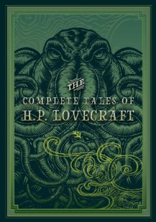 The Complete Tales of HP Lovecraft av H. P. Lovecraft (Innbundet)