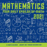 Omslag - Mathematics 2021: Your Daily Epsilon of Math