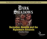 Omslag - Barnabas, Quentin and the Nightmare Assassin (Library Edition), Volume 18