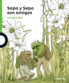 Sapo y Sepo Son Amigos (Frog and Toad Are Friends) av Arnold Lobel (Heftet)