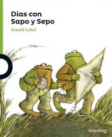 Das Con Sapo y Sepo (Days with Frog and Toad) av Arnold Lobel (Heftet)
