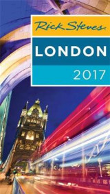 Omslag - Rick Steves London 2017