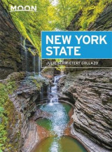 Omslag - Moon New York State, 7th Edition