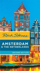 Omslag - Rick Steves Amsterdam & the Netherlands, 2nd Edition