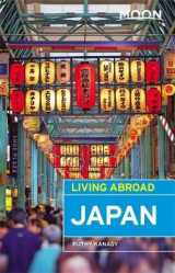 Omslag - Moon Living Abroad Japan, Fourth Edition