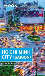 Omslag - Moon Ho Chi Minh City (Saigon)
